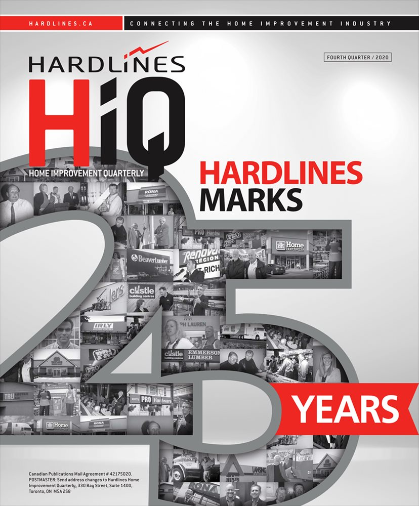 Hardlines Home Improvement Quarterly